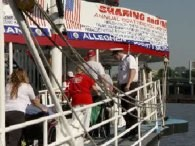 Sept 2014 Sharing and Caring Veterans Boat Ride
